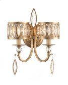 Marquise Crystal Two-Light Wall Sconce Product Image