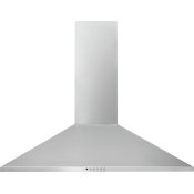 30'' Stainless Canopy Wall-Mounted Hood