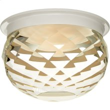 Visual Comfort S7000WHT-CG Studio Hillam LED 6 inch White Flush Mount Ceiling Light