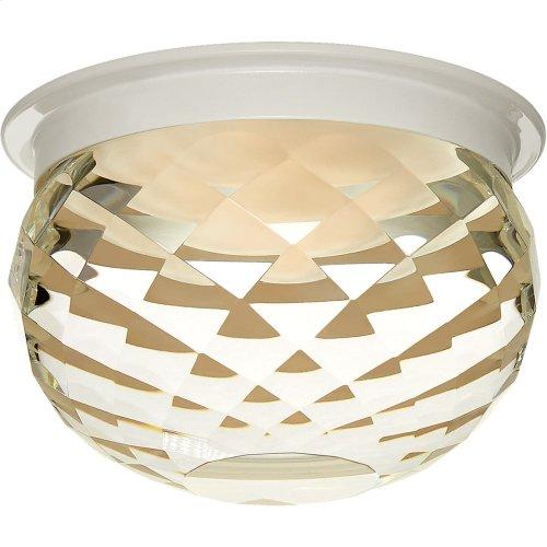 Visual Comfort S7000WHT-CG Studio Hillam LED 6 inch White Flush Mount Ceiling Light