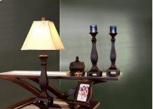 LAMP - 5PCS GIFT BOX / BLACK LAMP-BOWL-FRAME-CANDLESTICKS
