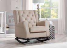 Emma Nursery Rocking Chair - Ecru (277)
