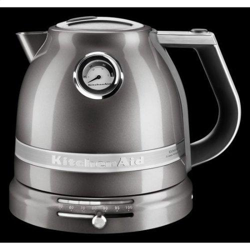 KitchenAid® 1.5 L Pro Line® Series Electric Kettle - Medallion Silver