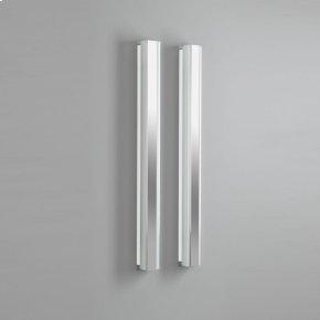 "3-1/2"" X 30"" Vertical Fluorescent Light In White"