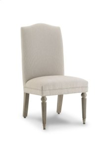 Sandra Armless Dining Chair - 22 L X 26 D X 43 H