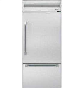 "36"" Built-In Bottom-Freezer Refrigerator"