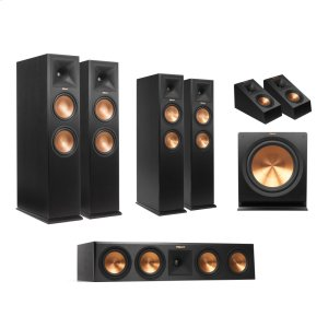 KlipschRP-280 5.1.4 Dolby Atmos(R) System - Black