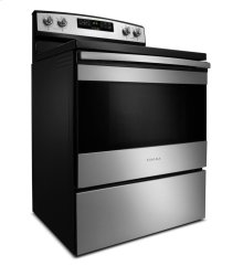 30-inch Amana® Electric Range with Extra-Large Oven Window