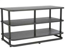 Black AV Base & Shelves Modular furniture with a contemporary European flair