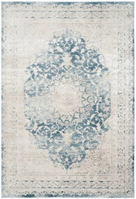 Palermo Power Loomed Square Rug
