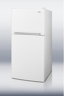"24"" wide frost-free refrigerator-freezer with unique 50"" height"