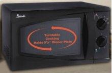Model MO7090MB - Mechanical Microwave 0.7 CF Bl