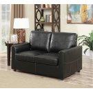 Emerald Home Slumber Twin Sleeper W/gel Foam Mattress Black U3215-33-26 Product Image