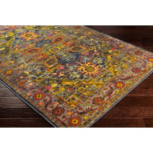 "Silk Road SKR-2305 2'7"" x 7'3"""