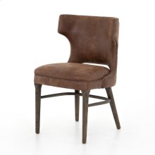 Vintage Tobacco Cover Task Chair