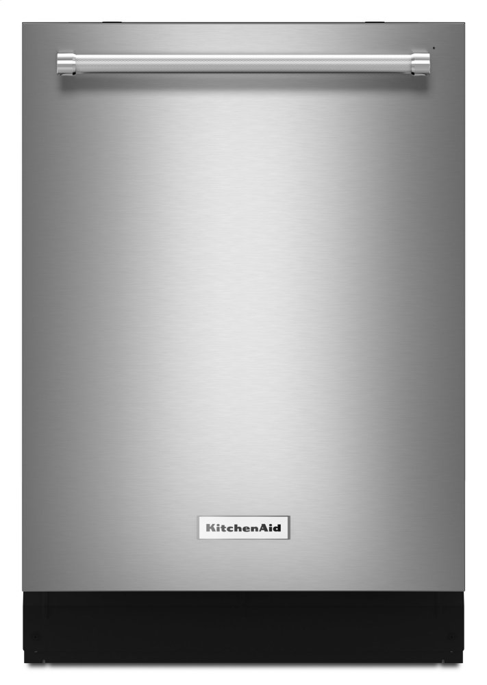 Kitchenaid44 Dba Dishwasher With Clean Water Wash System - Stainless Steel