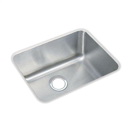 "Elkay Lustertone Classic Stainless Steel 20-1/2"" x 16-1/2"" x 7-7/8"", Single Bowl Undermount Sink"