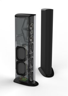 Triton One Floorstanding Tower Loudspeaker with Built-In 1600 Watt Powered Subwoofer (ea)