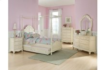 Twin Trundle for Canopy Bed