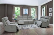 Loveseat Dual Rec Pwr With Usb & Pwr Hdr Product Image