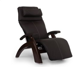 Perfect Chair PC-610 - Espresso Top-Grain Leather - Dark Walnut