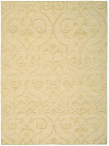 Ambrose Amb02 Straw Rectangle Rug 5'6'' X 7'5''