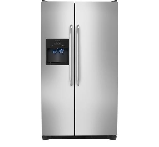 Frigidaire 25.5 Cu. Ft. Side By Side Refrigerator