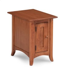 Shaker Hill Cabinet Chair Side Table