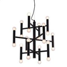 Alton Ceiling Lamp Black