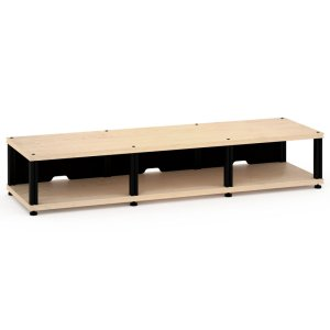 Salamander DesignsSynergy 10 Triple-Width Core Module, Maple with Black Posts