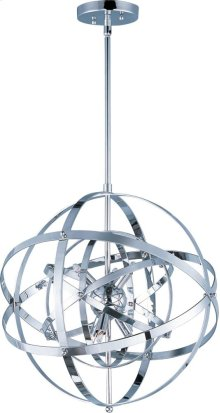 Sputnik 6-Light Pendant