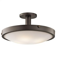 Lytham Collection Semi Flush 4Lt OZ