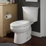 American StandardH2Option Dual Flush Elongated 1.0/1.6 gpf Toilet - Linen