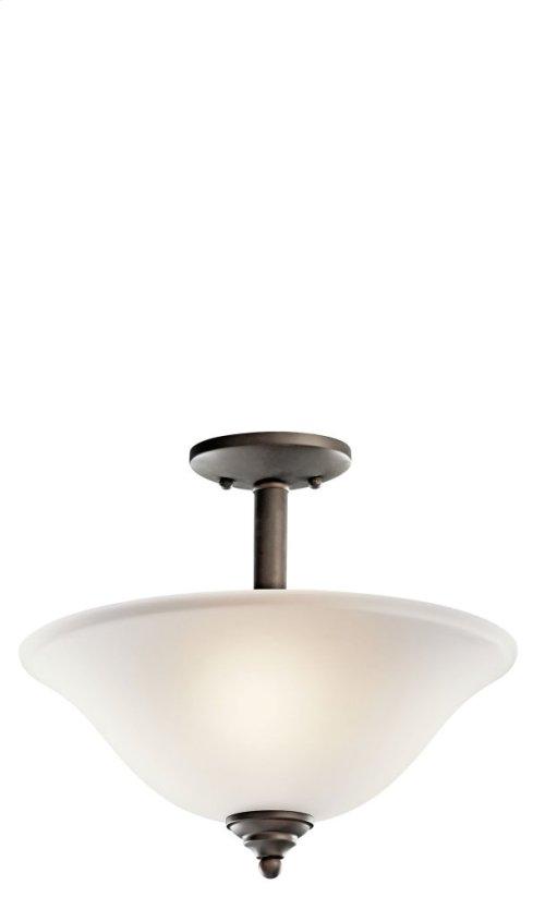 Armida 2 Light Convertible Inverted Pendant Olde Bronze®
