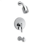 American StandardPolished Chrome Berwick FloWise Shower Only Trim Kit