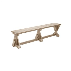 C.R. Plastic ProductsB201 Dining Table Bench