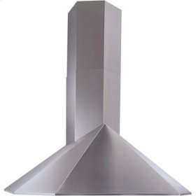 "35-7/16"" - Stainless Steel Range Hood with 500 CFM Internal Blower"