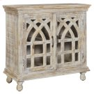 Bengal Manor Light Mango Wood Cabinet Product Image