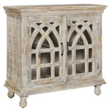 Bengal Manor Light Mango Wood Cabinet