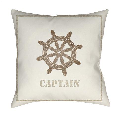 "Captain LAKE-005 20"" x 20"""