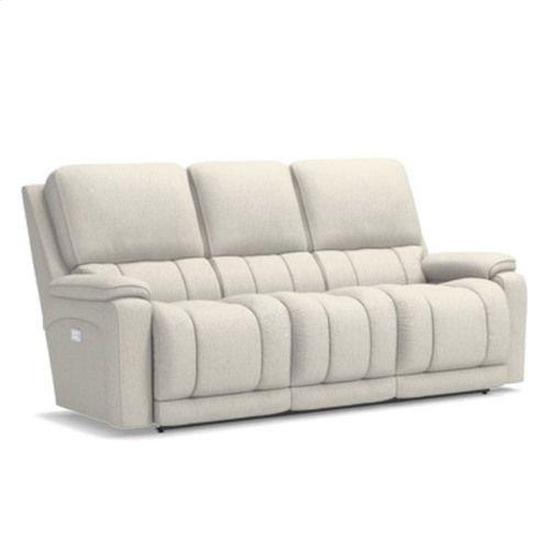 Greyson Power Reclining Sofa w/ Headrest