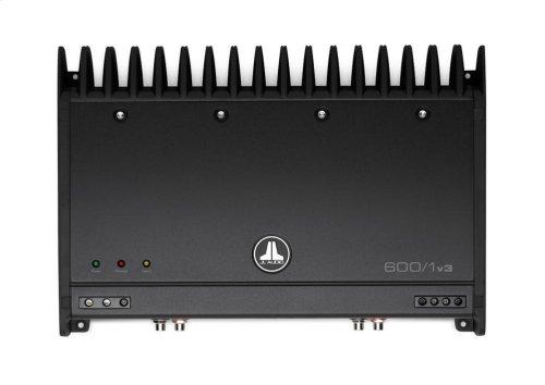 Monoblock Class D Amplifier, 600 W