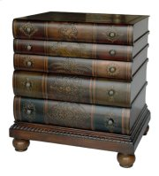 Library 3-Drawer Chest Product Image