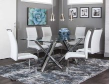 Mantis 7 Piece Dining Room Set: Table & 6 Chairs