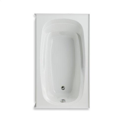 "Easy-Clean High Gloss Acrylic Surface, Rectangular, Soaking Bathtub, 36"" X 60"""