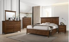 San Mateo King Size Bed