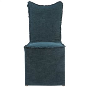 Lavinia, Armless Chair, 2 PER BOX