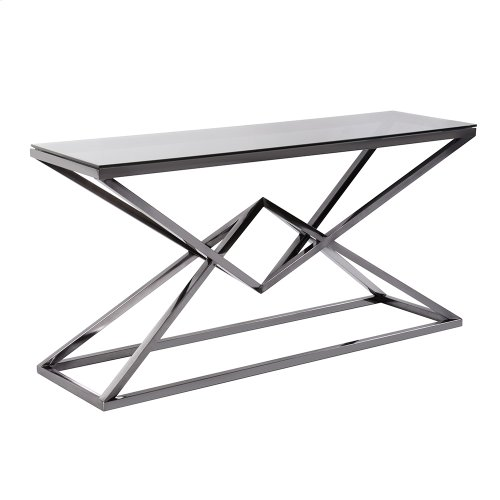 Pinnacle Console Table