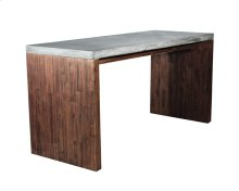 Madrid Desk - Brown