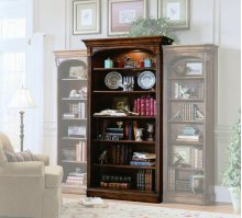 Brookhaven Open Bookcase